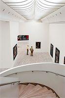 exhibition - Art exhibition at the K20 Kunstsammlung am Grabbeplatz art museum, Dusseldorf, North Rhine Westphalia, Germany, Europe                                                                                   Stock Photo - Premium Rights-Managednull, Code: 841-03061951