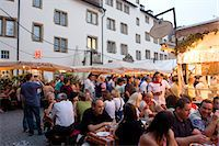 food stalls - Traditional food and wine stall under the City Hall building during the wine festival, Stuttgart, Baden Wurttemberg, Germany, Europe                                                                     Stock Photo - Premium Rights-Managednull, Code: 841-03061989