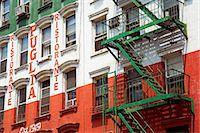 restaurant new york manhattan - Restaurant in Little Italy in Lower Manhattan, New York City, New York, United States of America, North America                                                                                          Stock Photo - Premium Rights-Managednull, Code: 841-03065620