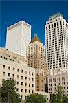 Downtown Tulsa, Oklahoma, United States of America, North America                                                                                                                                        Stock Photo - Premium Rights-Managed, Artist: Robert Harding Images    , Code: 841-03066269