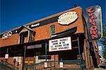 Restaurant in Bricktown District, Oklahoma City, Oklahoma, United States of America, North America                                                                                                       Stock Photo - Premium Rights-Managed, Artist: Robert Harding Images    , Code: 841-03066283