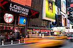 Times Square, Midtown Manhattan, New York City, New York, United States of America, North America                                                                                                        Stock Photo - Premium Rights-Managed, Artist: Robert Harding Images    , Code: 841-03066323