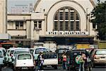 Main railway station, Jakarta, Java, Indonesia, Southeast Asia, Asia                                                                                                                                     Stock Photo - Premium Rights-Managed, Artist: Robert Harding Images    , Code: 841-03066796