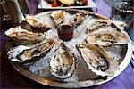 Oysters, Quimper, Finistere, Brittany, France Stock Photo - Premium Rights-Managed, Artist: R. Ian Lloyd             , Code: 700-03068134