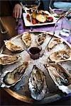 Oysters, Quimper, Finistere, Brittany, France Stock Photo - Premium Rights-Managed, Artist: R. Ian Lloyd             , Code: 700-03068135