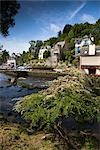 Pont-Aven, Finistere, Brittany, France Stock Photo - Premium Rights-Managed, Artist: R. Ian Lloyd             , Code: 700-03068141