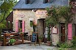 Locronan, Finistere, Brittany, France Stock Photo - Premium Rights-Managed, Artist: R. Ian Lloyd             , Code: 700-03068149