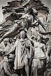 The Triumph of 1810 at Arc de Triomphe, Paris, France Stock Photo - Premium Rights-Managed, Artist: R. Ian Lloyd             , Code: 700-03068383
