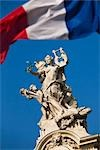 Statue on the Grand Palais, Paris, France Stock Photo - Premium Rights-Managed, Artist: R. Ian Lloyd             , Code: 700-03068470