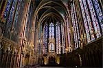 Sainte-Chapelle, Paris, France Stock Photo - Premium Rights-Managed, Artist: R. Ian Lloyd             , Code: 700-03068501