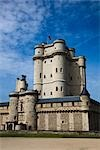 Chateau de Vincennes, Paris, France Stock Photo - Premium Rights-Managed, Artist: R. Ian Lloyd             , Code: 700-03068572