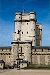 Chateau de Vincennes, Paris, France Stock Photo - Premium Rights-Managed, Artist: R. Ian Lloyd             , Code: 700-03068573