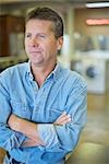Appliance Store Owner Stock Photo - Premium Rights-Managed, Artist: Ron Fehling              , Code: 700-03068760