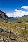 Tombstone Valley, Ogilvie Mountains, Tombstone Territorial Park, Yukon, Canada Stock Photo - Premium Rights-Managed, Artist: J. David Andrews         , Code: 700-03068767