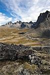 Mount Monolith, Tombstone Range, Ogilvie Mountains, Tombstone Territorial Park, Yukon, Canada Stock Photo - Premium Rights-Managed, Artist: J. David Andrews         , Code: 700-03068769