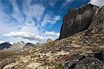 Tombstone Range, Ogilvie Mountains, Tombstone Territorial Park, Yukon, Canada Stock Photo - Premium Rights-Managed, Artist: J. David Andrews         , Code: 700-03068773