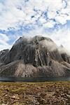 Talus Lake and Tombstone Range, Ogilvie Mountains, Tombstone Territorial Park, Yukon, Canada Stock Photo - Premium Rights-Managed, Artist: J. David Andrews         , Code: 700-03068777