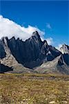 Tombstone Mountain, Tombstone Range, Ogilvie Mountains, Tombstone Territorial Park, Yukon, Canada Stock Photo - Premium Rights-Managed, Artist: J. David Andrews         , Code: 700-03068781