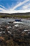 People Canoeing on Soper River, Katannilik Territorial Park Reserve, Baffin Island, Nunavut, Canada Stock Photo - Premium Rights-Managed, Artist: J. David Andrews         , Code: 700-03068786
