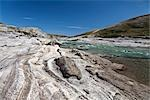Soper River, Katannilik Territorial Park Reserve, Baffin Island, Nunavut, Canada Stock Photo - Premium Royalty-Free, Artist: J. David Andrews         , Code: 600-03068803