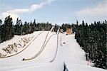 Ski Jump, Whistler, British Columbia, Canada Stock Photo - Premium Rights-Managed, Artist: Hiep Vu                  , Code: 700-03068808