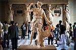 Diana of Versailles, The Louvre, Paris, Ile de France, France Stock Photo - Premium Rights-Managed, Artist: R. Ian Lloyd             , Code: 700-03068844