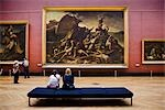 Raft of the Medusa, The Louvre, Paris, Ile de France, France Stock Photo - Premium Rights-Managed, Artist: R. Ian Lloyd             , Code: 700-03068848