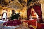 Napoleon III Apartments, The Louvre, Paris, Ile de France, France