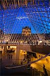 The Louvre, Paris, Ile de France, France Stock Photo - Premium Rights-Managed, Artist: R. Ian Lloyd             , Code: 700-03068863