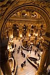 Garnier Opera, Paris, Ile de France, France Stock Photo - Premium Rights-Managed, Artist: R. Ian Lloyd             , Code: 700-03068889