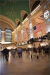 Grand Central Station, Manhattan, New York City, New York, USA                                                                                                                                           Stock Photo - Premium Rights-Managed, Artist: Arian Camilleri          , Code: 700-03069095