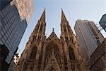 St. Patrick's Cathedral, Manhattan, New York City, New York, USA                                                                                                                                         Stock Photo - Premium Rights-Managed, Artist: Arian Camilleri          , Code: 700-03069117