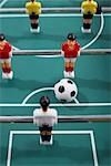 Table Soccer                                                                                                                                                                                             Stock Photo - Premium Royalty-Free, Artist: photo division           , Code: 600-03069331
