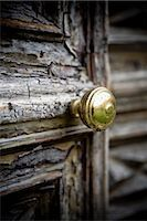 Close-up of a door knob,Torre Pallavicina,Bergamo Province,Lombardy,Italy                                                                                                                                Stock Photo - Premium Rights-Managednull, Code: 837-03070992
