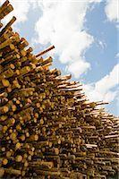 Pulp and Paper Mill, Hallein, Salzburg, Austria Stock Photo - Premium Royalty-Freenull, Code: 600-03075321