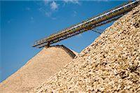 Pulp and Paper Mill, Hallein, Salzburg, Austria Stock Photo - Premium Royalty-Freenull, Code: 600-03075324