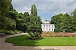 Little White House, Lazienki Park, Warsaw, Poland Stock Photo - Premium Rights-Managed, Artist: Tomasz Rossa             , Code: 700-03075489