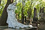 Powazki Cemetery, Warsaw, Poland Stock Photo - Premium Rights-Managed, Artist: Tomasz Rossa             , Code: 700-03075495