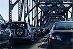 Traffic on Oakland Bay Bridge, San Francisco, California, USA                                                                                                                                            Stock Photo - Premium Rights-Managed, Artist: Damir Frkovic            , Code: 700-03075993