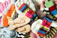 Mittens Stock Photo - Premium Royalty-Freenull, Code: 614-03080388