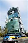 Jongno Tower, Millennium Plaza, Seoul, South Korea                                                                                                                                                       Stock Photo - Premium Rights-Managed, Artist: Chris McGuire            , Code: 700-03084033