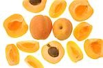 Apricot Stock Photo - Premium Royalty-Freenull, Code: 689-03127874