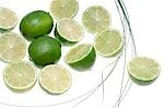 Limes Stock Photo - Premium Royalty-Free, Artist: Aflo Relax, Code: 689-03128465
