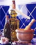 vinegar and mortar Stock Photo - Premium Royalty-Free, Artist: Transtock, Code: 689-03130313