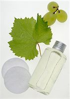 Grape therapy Stock Photo - Premium Royalty-Freenull, Code: 689-03130645