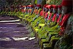 Buddha Statues, Nikko National Park, Kanto Region, Japan Stock Photo - Premium Royalty-Free, Artist: Daryl Benson             , Code: 600-03152240