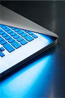 Laptop Computer                                                                                                                                                                                          Stock Photo - Premium Rights-Managednull, Code: 700-03152418