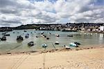 St Ives Harbour, Cornwall, England, United Kingdom Stock Photo - Premium Rights-Managed, Artist: Puzant Apkarian, Code: 700-03161636