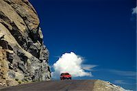 COLORADO MT. EVANS HIGHWAY HIGHEST PAVED ROAD IN NORTH AMERICA Stock Photo - Premium Rights-Managednull, Code: 846-03164958