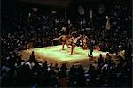 SUMO WRESTLING JAPAN Stock Photo - Premium Rights-Managed, Artist: ClassicStock, Code: 846-03165761
